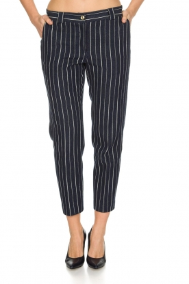 Tara Jarmon |  Trousers Olivie | blue