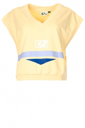 Dolly Sports |  Sportive spencer Diana | yellow
