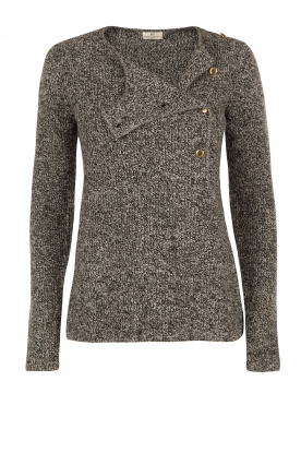 DAY Birger et Mikkelsen |  Sweater Aman | grey