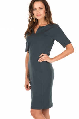 Dress Haveli | blue