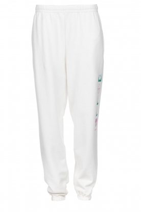Dolly Sports |  Sweatpants Team Dolly | white