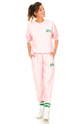 Dolly Sports | Sweatpants Team Dolly | roze