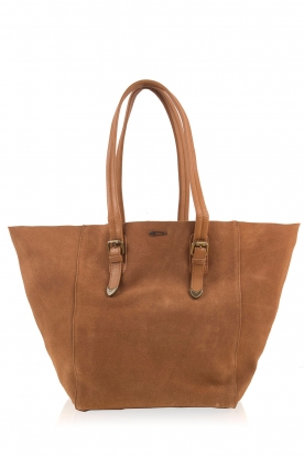 IKKS | Suéde shopper Captain | camel