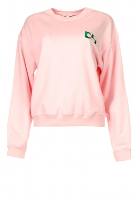 Dolly Sports |  Basic sweater Team Dolly | pink