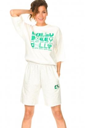 Dolly Sports |  Sweatshorts Team Dolly | grey
