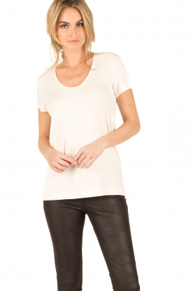 By Malene Birger | T-shirt Fevia | roze