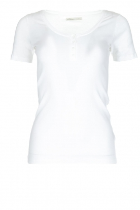 BLAUMAX |  Top Blackpool | White