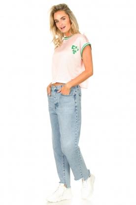 Look Mesh T-shirt Martina