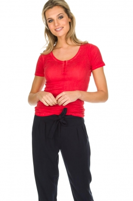 BLAUMAX | Top Blackpool | Rood