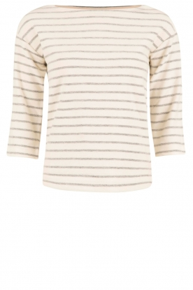 By Malene Birger |  Sweater Tirans | off-white