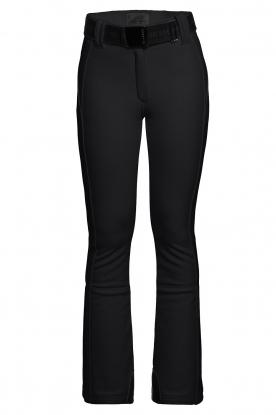 Goldbergh |  Slim fit ski pants Pippa | black