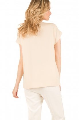 By Malene Birger | Asymmetrische top Tobson | naturel