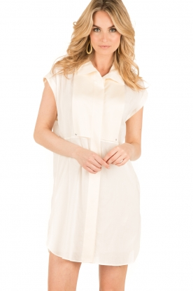 By Malene Birger |  Blouse dress Auroria | white