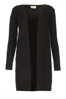 Be Pure | Soft cardigan Jennifer | black