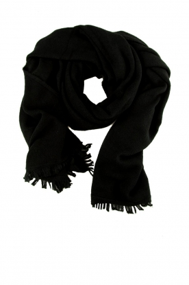 Be Pure | Soft scarf Jenn | black