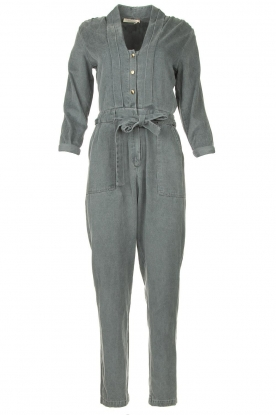 Louizon | Tencell jumpsuit Camera | grey