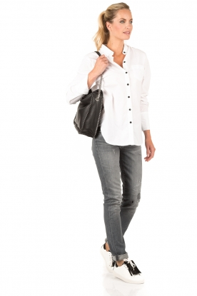 Midrise jeans Roxanne length size 32 | grey