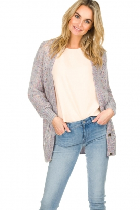 Patrizia Pepe |  Knitted cardigan Barbera | multi