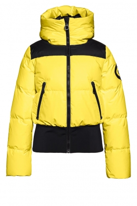Goldbergh |  Down bomber jacket Boulder | yellow