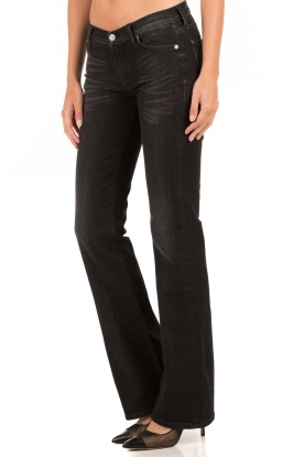 7 For All Mankind | Jeans Bootcut | zwart