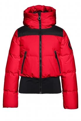 Goldbergh |  Down bomber jacket Boulder | red
