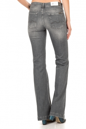 Flared jeans Charlize length size 32 | grey