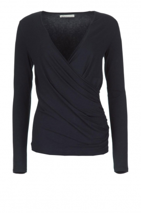 BLAUMAX |  Top Sara | dark blue