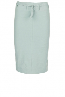 BLAUMAX |  Skirt Sue | soft blue