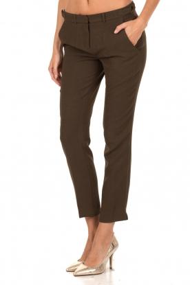 ba&sh | Pantalon Amalia | groen