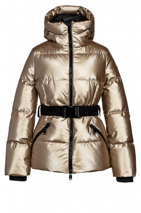 Goldbergh |  Down jacket Graze | gold
