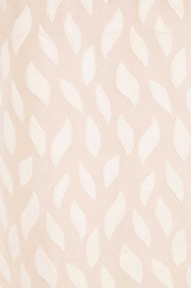 Rosemunde | Semi-transparante top Leaf | wit