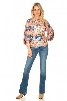 Look Blouse with print Abbije