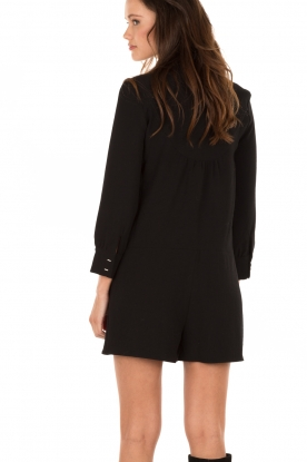 ba&sh | Playsuit Meryl | zwart