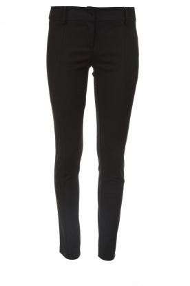 Patrizia Pepe | Trousers Lia | black