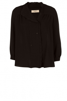 ba&sh |  Blouse Zabou | black
