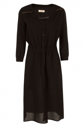 ba&sh |  Dress Zoe | black