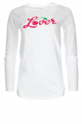 Zoe Karssen | T-shirt Lover | wit