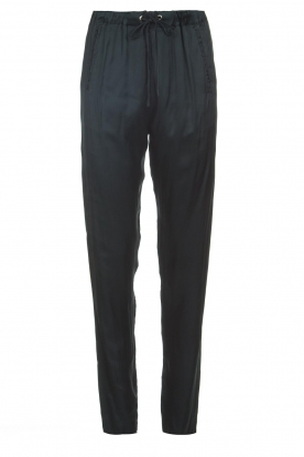 Rabens Saloner |  Trousers Carmina | blue