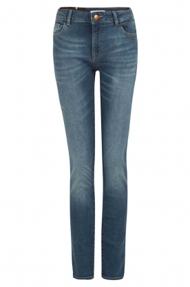 Slim fit jeans Florence Coleman | blauw