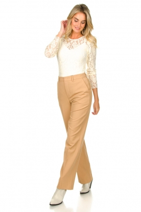 Look Lace stretch top Rubina