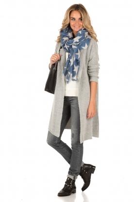 MICHAEL Michael Kors | Mouwloze blouse Carmen | Wit