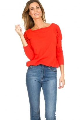 Blaumax |  Top Santiago | red