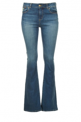 Lois Jeans |  L34 Flared jeans Raval | blue