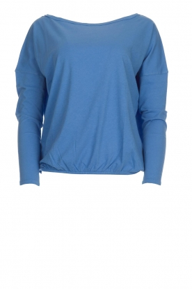 Blaumax |  Top Santiago | blue