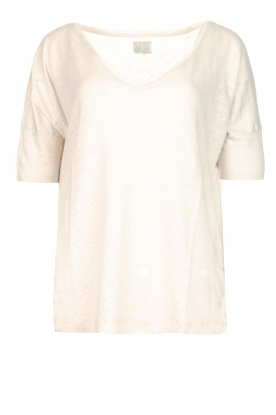Blaumax | Linen top Nora | natural