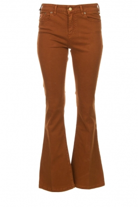 Lois Jeans |  L32 Flared jeans Raval | camel