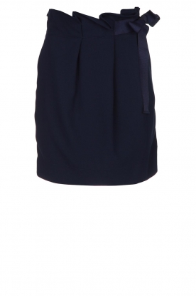 IKKS |  Mini skirt Jupe | blue
