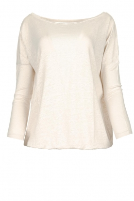 Blaumax | Linen top Santiago | natural
