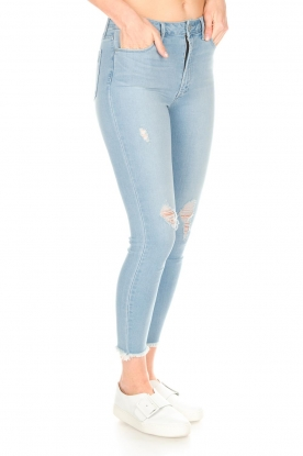 Articles of Society   Skinny jeans Sarah CH   blauw