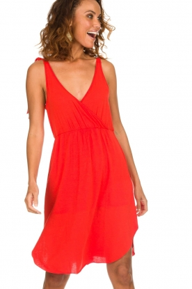 Blaumax |  Dress Mara | red
